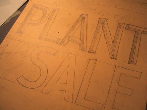 plant sale sketch