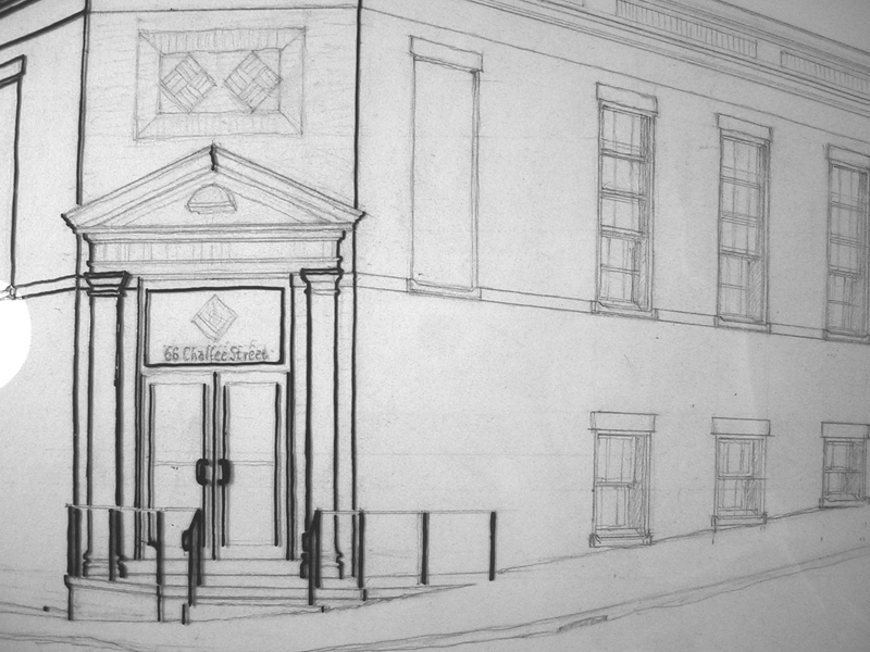Polish Home Drawing Detail