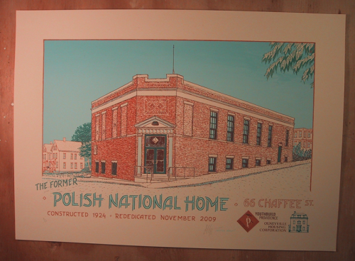 Polish National Home!