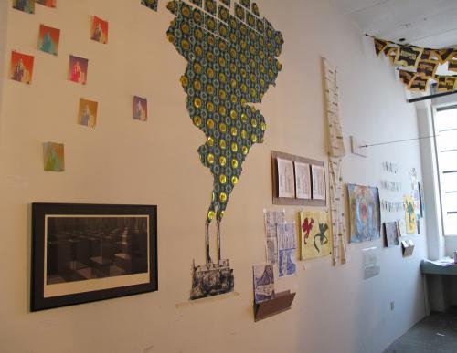 bushwick print lab show
