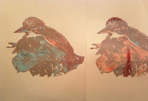 rachel's birds