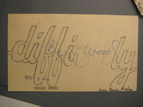 hand-drawn font in progress, reads